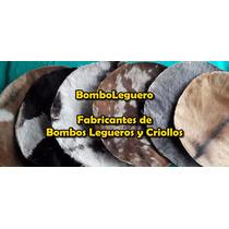 Parches Cueros Cabra Oveja Bombos Legueros Criollos