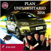 Fiat Nuevo Palio 1.4 Plan Universitario /terciario 2016 - Jg