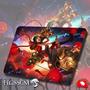Mousepad League Of Legends Personalizados- Elegí El Tuyo!