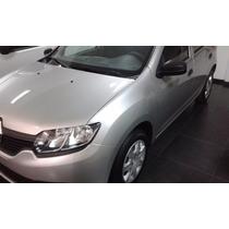 Sandero Expression Renault 17.000 Anticipo Y Cuotas!!b.i