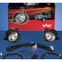 Kit Faros Auxiliares Vic Vw Gol Power (desde 2006)