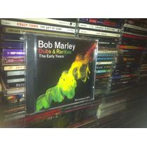 Bob Marley Dubs & Rarities Cd Nacional 2014 Nuevo Remastered