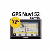Gps Garmin Nuvi 52 Nuevo Modelo Lcd 5