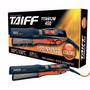 Plancha Taiff Titanium Colores 450 Ion Ideal Para Alisado