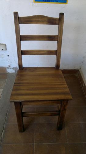 El aviso ha expirado 591874693 precio d argentina for Fabrica sillas madera