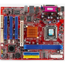 Combo Mother 775 + 1 Gb Ram + Pentium 4 2.8 + Cooler Envios
