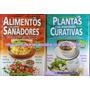 Oferta: 2 Libros Alimentos Sanadores + Plantas Curativas