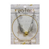 Colgante Snitch Dorada Harry Potter