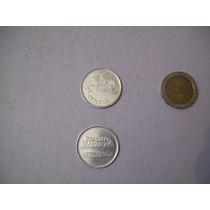Moneda Ficha Diego Maradona Georgalos Sin Circular Chilena