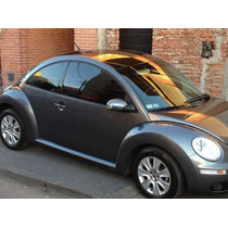 Vw New Beattle 2.5 09 Manual Luxury C/ Cuero, Impecable.