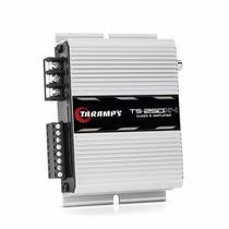 Potencia 4 Canales Taramps Ts250 X 4 250rms Digital 63rmsx4