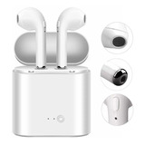 Auriculares Bluetooth Inalambrico 4.2 In Ear Base Recargable
