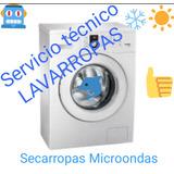 Service Técnico Lavarropas Aire Acondicionado, Secarropas