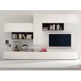 Rack Modular Led Mesa Tv Lcd Mueble Living Comedor