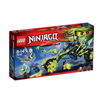 Lego Ninjago 70730 Chain Cycle Ambush Original
