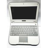 Netbook Intel Atom N455 Lcd 10 320gb 2gb Ram 3 Usb W7 Usada