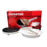 Panquequera Electrica Antartida Antihaderente +batidor +bowl