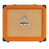 Amplificador Orange Crush Series 20 20w Naranja
