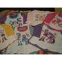 Camisetas My Litlle Pony-equestria Girls Pack X 6!!!