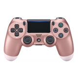 Joystick Sony Dualshock 4 Rose Gold