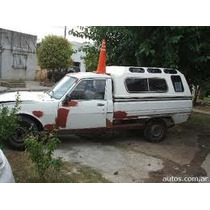 Peugeot 504 Pick Up Titular Gnc Vendo Permuto