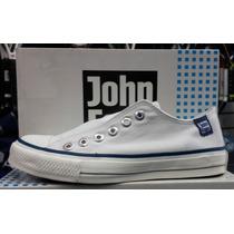 Zapatillas John Foos Modelo 182 En Slice Deportes