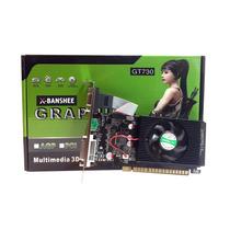 Placa De Video X-banshee Gt730 2gb Ddr3 128 Bits Hdmi Vga Dv