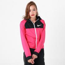 Conjunto Deportivo Nike City (negro+fucsia) Mpim M