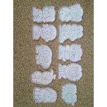Moldes Para Porcelana En Frío En Relieve