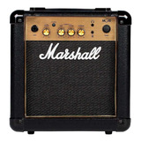 Amplificador Marshall Mg Gold Series Mg10 10w Transistor