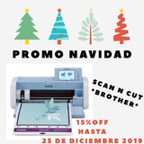 Brother Scanncut Plotter Corte Sdx225 Scan N Cut