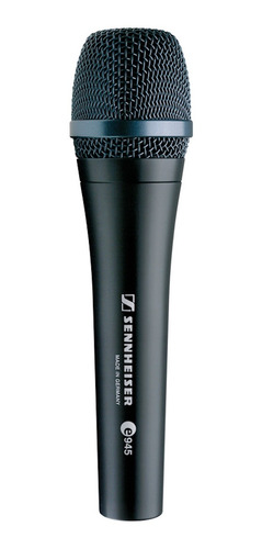 Micrófono Sennheiser E945 Dinámico Supercardioide