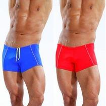 Traje De Baño Malla Short Vs Modelos Zunga Sunga Verano 2014