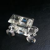 Figura De Cristal Bohemia - Automovil