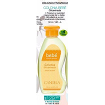 Colonia Bebé Glicerinada By Candela 150 Ml
