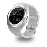 Reloj Inteligente Smartwatch Android iPhone Blanco Negro