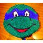 Piñata - Tortugas Ninja - Reutilizable