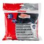 Sonax Pack De 3 Microfibras Premium 40 X 40 Cm Cada Una