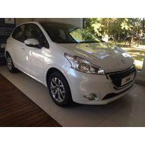 Peugeot 208 Allure 1.6 Touchscreen Techo Panoramico 2016