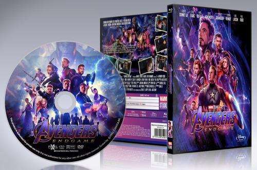 Coleccion Saga Marvel 23 Dvds Finales Maxima Calidad + Envio