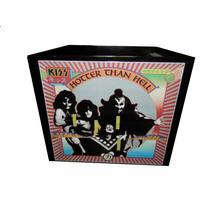 Cajas Organizadora Para Discos Vinilos: Discografia De Kiss