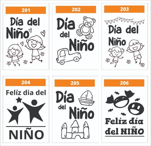 Decoracion De Vidrieras En Vinilo Autoadhesivo Dia Del Niño