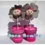 Souvenirs Flor Soft (baby Shower/bautismo/cumpleaños)