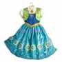 Disfraz Anna Frozen Fever Vestido Disney Store