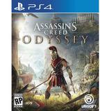Assassin´s Creed Odyssey Ps4 Juego Cd Original Fisico