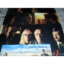 X Files Fotos Coleccion Lobby Card Original