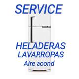 Service Heladeras, Lavarropas, Aire Acond Whirlpool Patrick