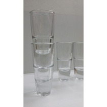 Vaso Shot Tequila X6 Unidades 60ml Aplilables!!!
