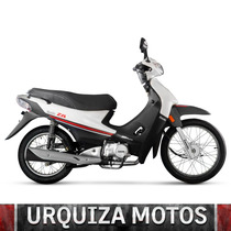 Zanella Zb 110 Z1 Base Nuevo Modelo 2016 0km Urquiza Motos