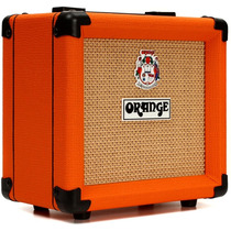 Orange Ppc108 1x8 20-watt Speaker Cabinet 8-ohm Orange